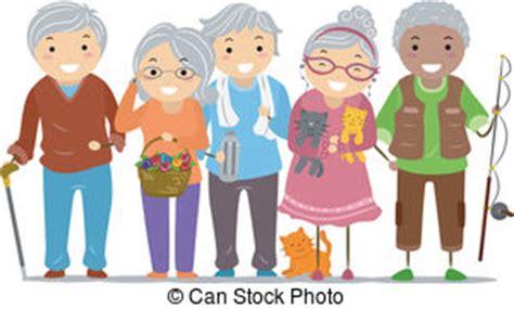 clipart persone clip et illustrations de personne agee 11 821