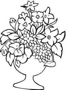 Print Out Coloring Pages Flowers free printable flower coloring pages for best coloring pages for