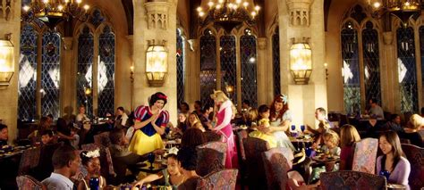 Royal Table by Disneyland Park