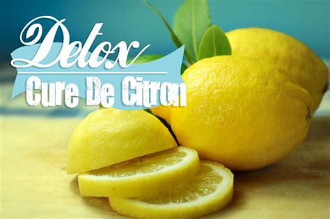 Cure Detox Citron by Bien Etre Cure D 233 Tox Au Citron Lorem