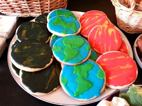 Planet Cookies blast to adventure with an outer space kid s birthday and