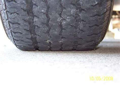 net pattern exles rv net open roads forum tire wear pattern tandem axle tt