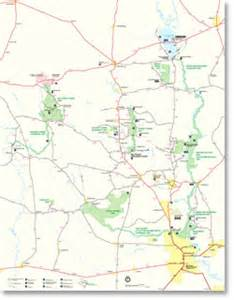 big thicket map stockmapagency 1997 map of big thicket national