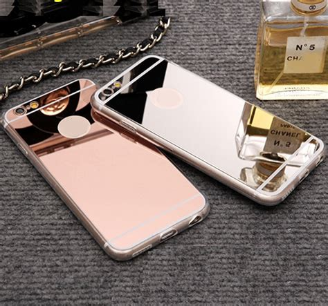 Softcase Miror I Phone 44s Mirror Soft For Iphone