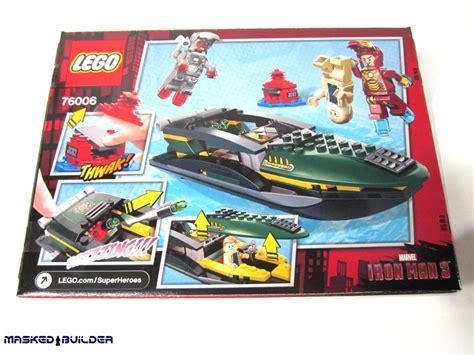 lego iron sea battle review 76006 extremis sea battle lego licensed