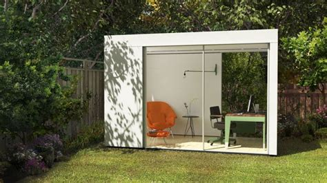 prefab backyard cabin by cover is made from pre insulated