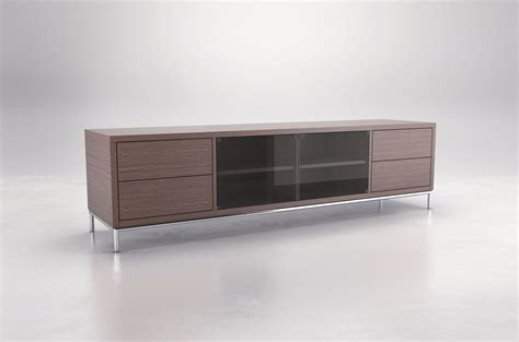 extra large media cabinet extra long contemporary tv entertainment unit with storage