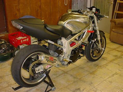 Suzuki Tl1000s Streetfighter Tl1000s Streetfighter
