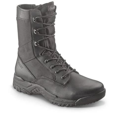 bates boots bates s zero mass side zip duty boots 662955 combat