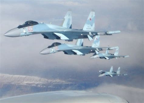 Russian Air Force One by Su 35 In Syria Why Did Wolf Dogs Of Steel Arrive In
