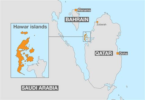 bahrain re opens border dispute with qatar 1 news net