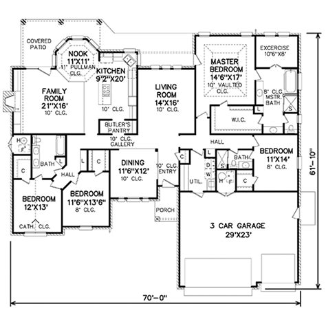 home plans perry house plans