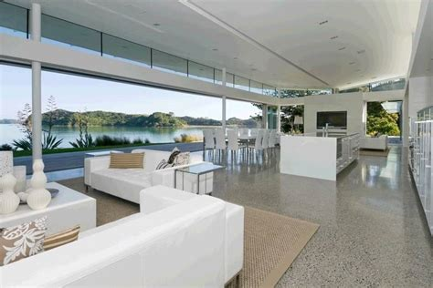 Living Room Design Ideas Nz Open Kitchen Living Dining Room Far New Zealand