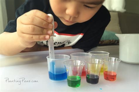 what color will be created by mixing 5 with 9 color mixing activities for child news for learning