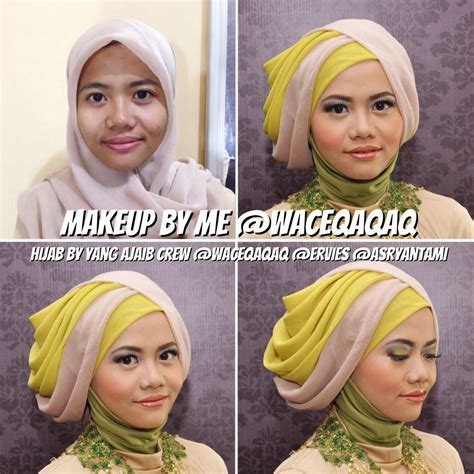 tutorial kerudung pesta 2 warna hijab tutorial paris 2013 simple trend model terbaru new