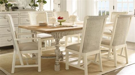cottage dining room furniture 20 pretty beach cottage furniture for dining rooms home