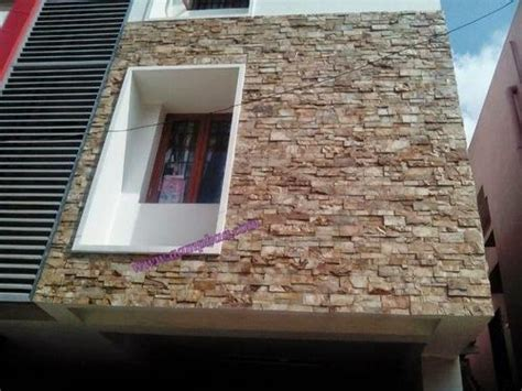 Front Elevation Stone Tiles, ??????? ????   Aamphaa