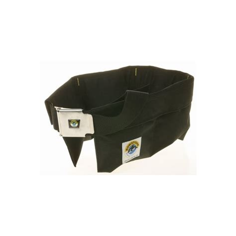 Seac Diving Belt With Weight Pockets Medium 19403 M bowstone soft belt
