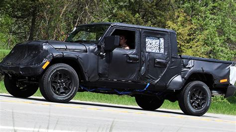 Jeep Tj Truck Jeep Wrangler Truck Images Price Release