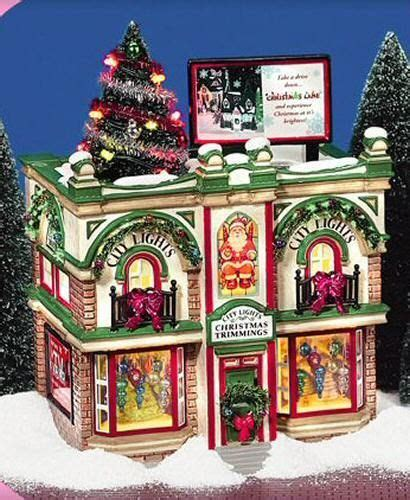 christmas village snow blankets with lights closeout items archives christmas by bill sheldon