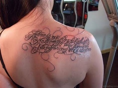 letter tattoo 60 amiable back tattoos for