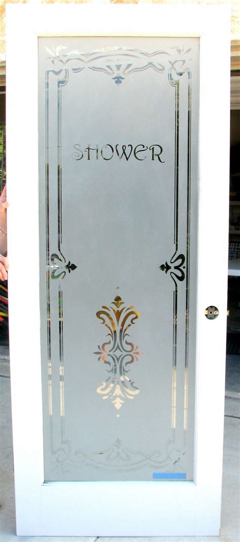 Glass Door Etching Stencils 1000 Images About Cabinet Door Insert Ideas On Etched Glass Interior Doors And
