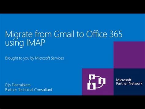 Office 365 Mail Imap Migrate From Gmail To Office 365 Using Imap