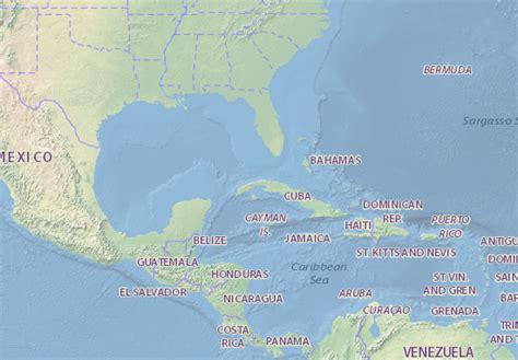 Carte détaillée Cuba plan Cuba ViaMichelin