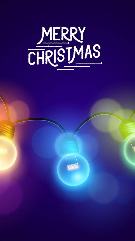 merry christmas lights wallpapers hd wallpapers id