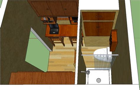 wanna get away 10 tiny house plans for off grid living dfd lamar s 8x8 tiny house design