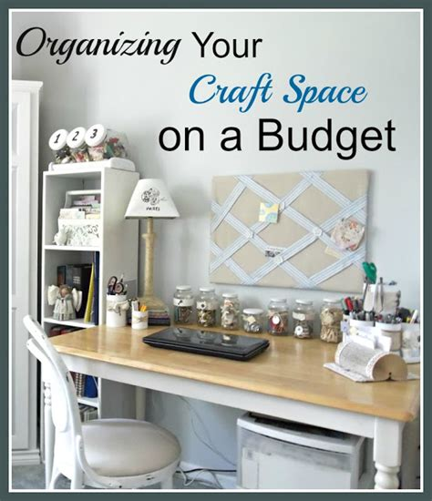 room budget organizing your craft room on a budget vintage paint