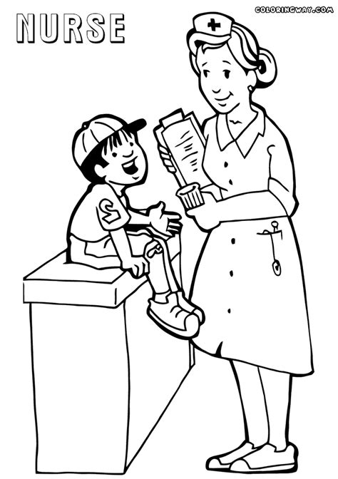 doctor coloring pages preschool doctor coloring pages coloring pages to download and print