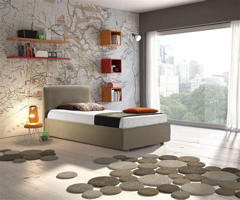 letto piazza e mezza contenitore letto da una piazza e mezza con box contenitore