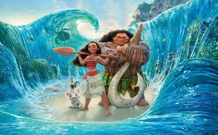 disney princesses moana vaiana wallpaper no 465841