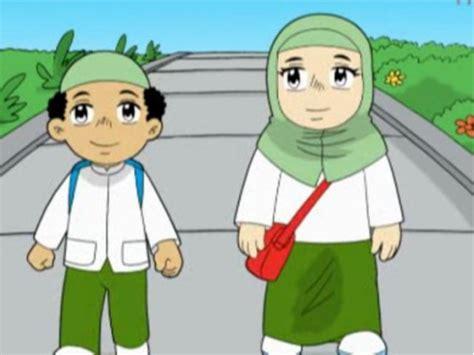 buatanku craft film kartun lalu lintas untuk anak sd gambar kartun anak tk sekolah top gambar