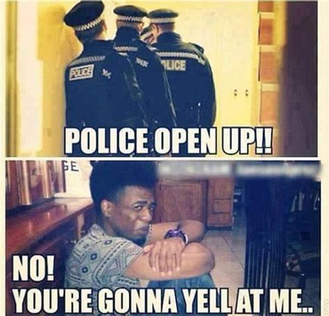 Funny Police Memes - mean police peoples