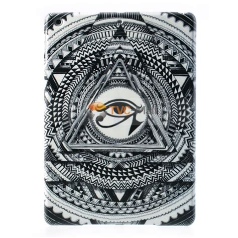 Led Under Cabinet Kitchen Lights Eye Of Horus Within Triangle For Ipad Air 5 Hard Shell
