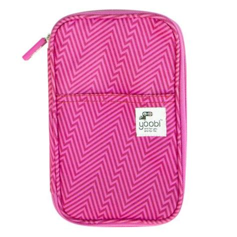 Ziggy Pink pencil organizer pink ziggy yoobi