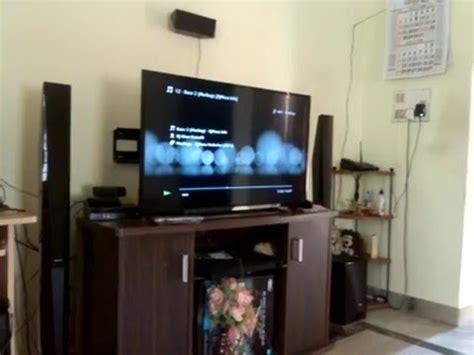 Home Theater Sony Bdv E4100 sony bdv e4100 sound test