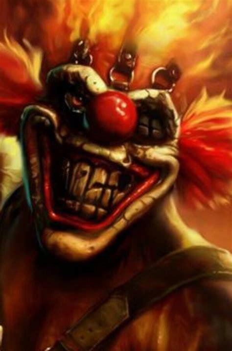 twisted metal tattoo sweet tooth clowns creepy clown evil