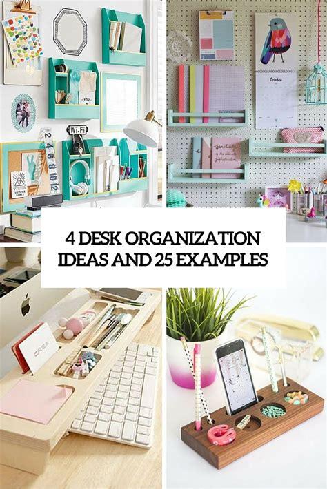 office desk organization ideas diy desk organizer to keep your workspace organized