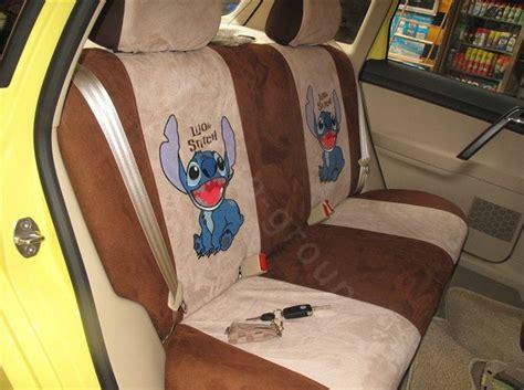 Disney Stitch Car Floor Mats - buy wholesale disney stitch custom auto car seat cover set