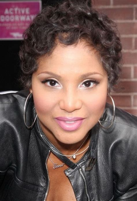 toni braxton finger wave hairstyle toni braxton short hairstyles
