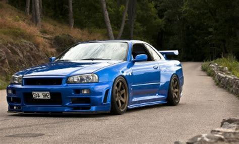 nissan skyline r34 wallpaper nissan skyline gtr r34