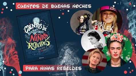 cuentos de buenas noches para niã as rebeldes tapa dura edition books cuentos de buenas noches para ni 241 as rebeldes book s zone