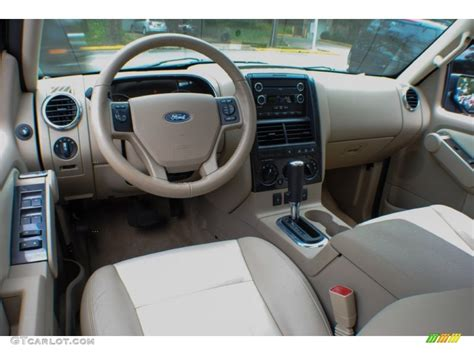 2010 Ford Interior by Camel Interior 2010 Ford Explorer Xlt 4x4 Photo 71359034