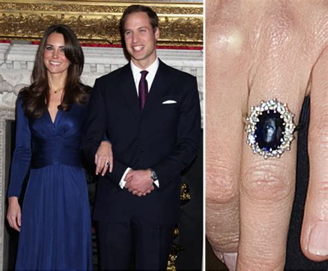 celebrity news kate and william at princess diana s top 10 celebrity engagement rings