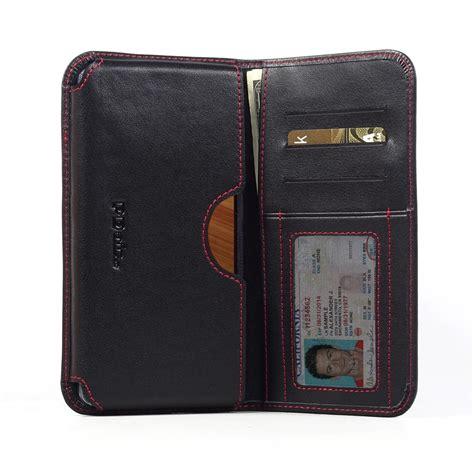 Wallet Leather Xiaomi Mi4 Murah xiaomi redmi note in slim cover leather wallet sleeve stitch