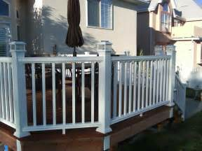 utah deck railing ideas carpentry and home improvement ideas