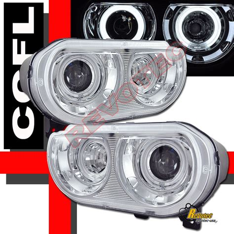 what does hid lights stand for sell 08 09 10 dodge challenger ccfl halo projector